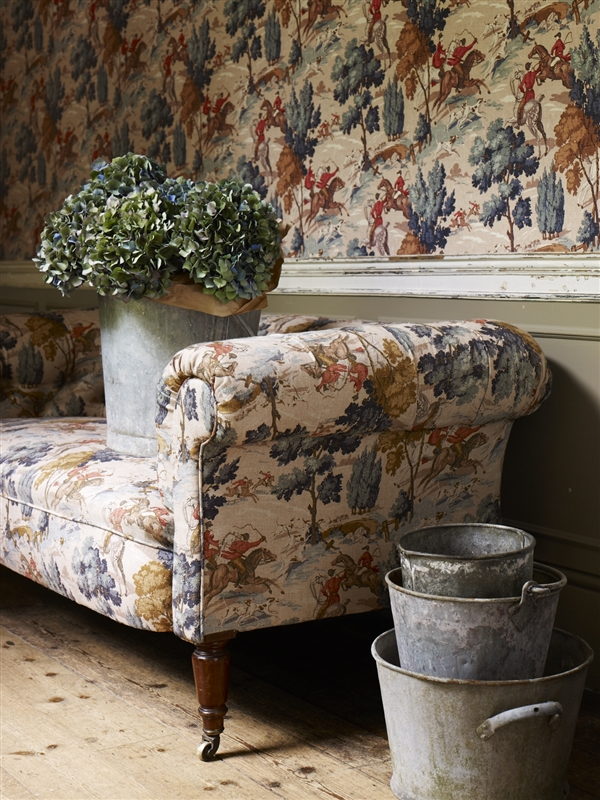 Tradescant & Son Textiles - Russianality