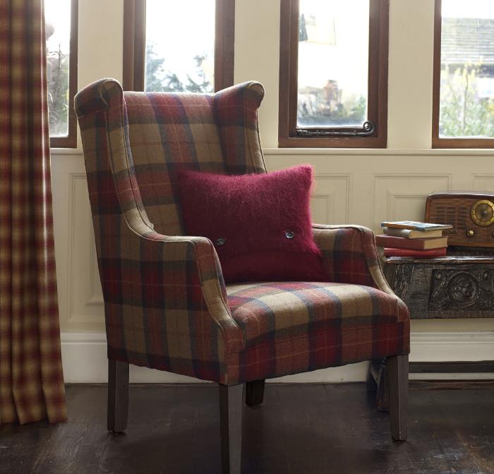 Moon Skye Claret Chair