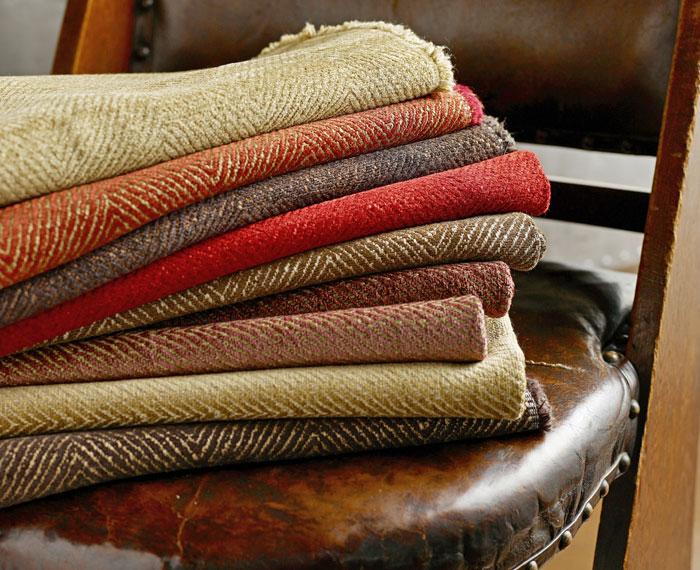 натуральные ткани Linwood